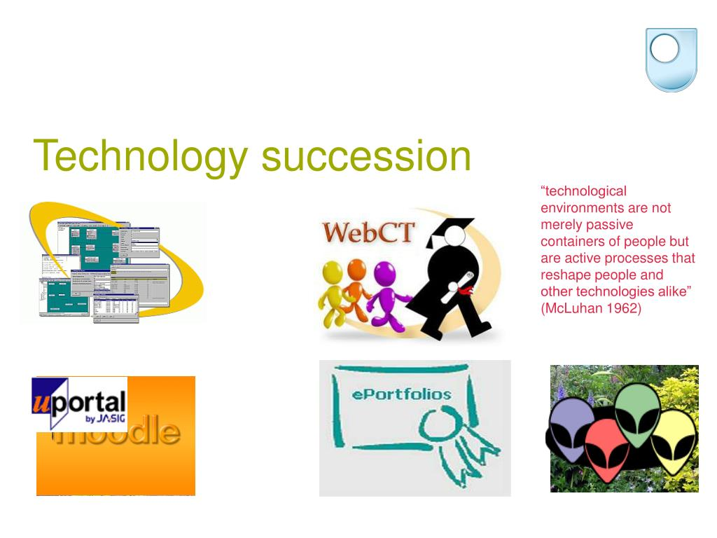 Technology succession