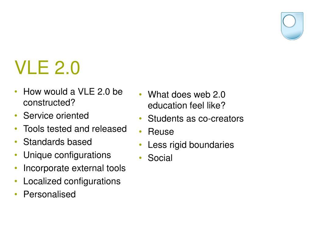 VLE 2.0