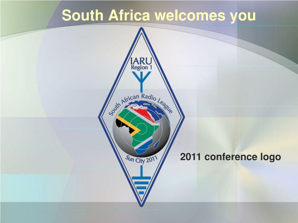 South Africa welcomes you