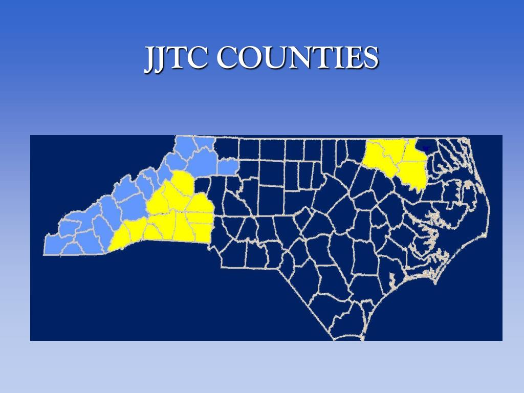 JJTC COUNTIES