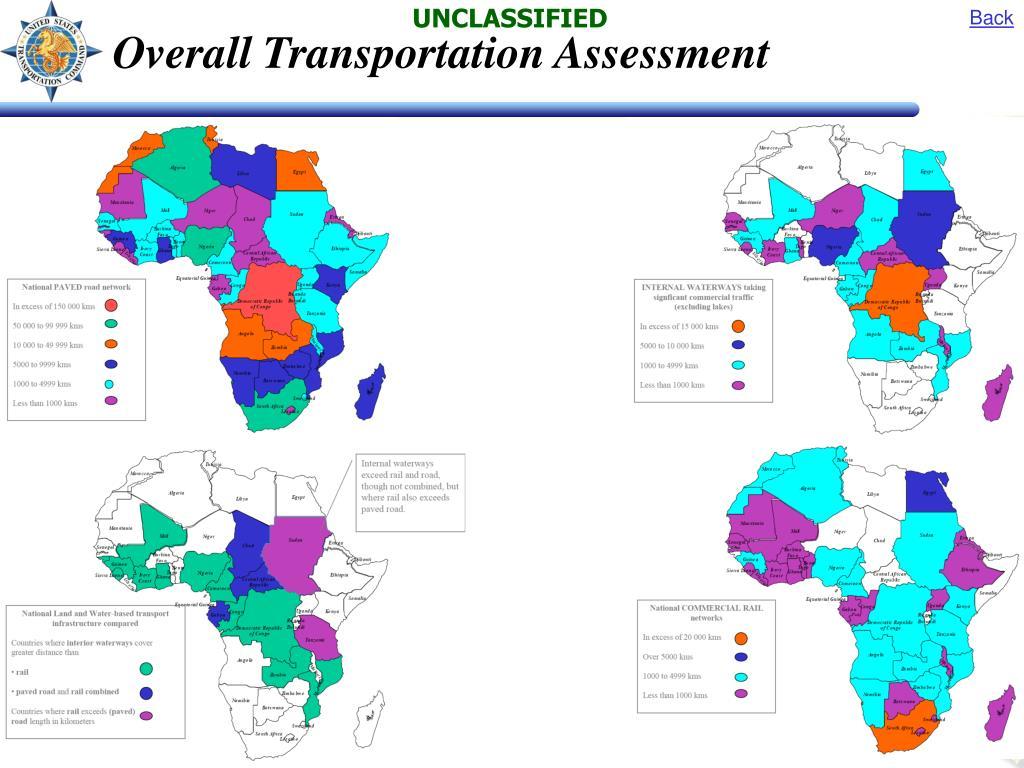 Overall Transportation Assessment