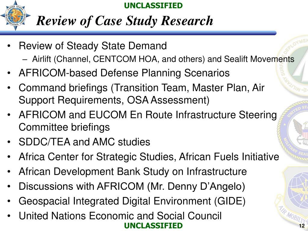 Review of Case Study Research