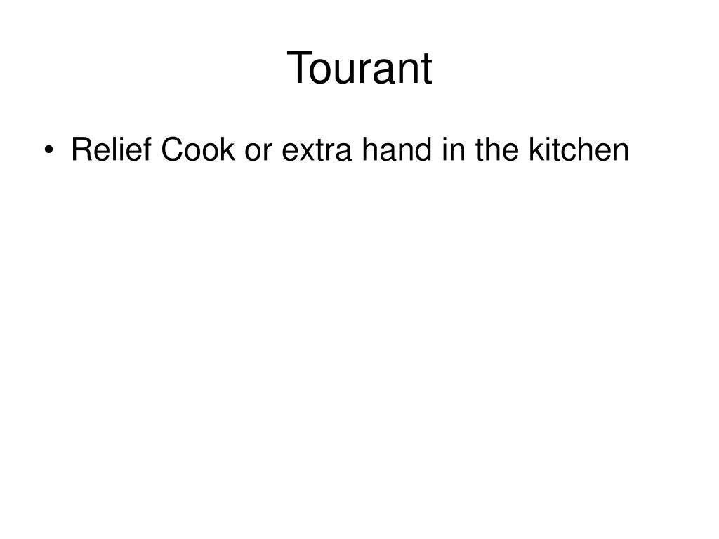 ppt the kitchen brigade powerpoint presentation id  expediter aboteur
