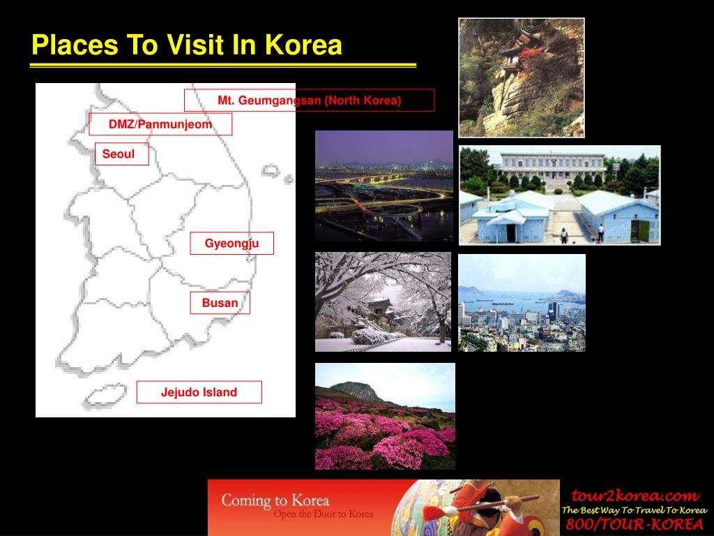 Places To Visit In Korea