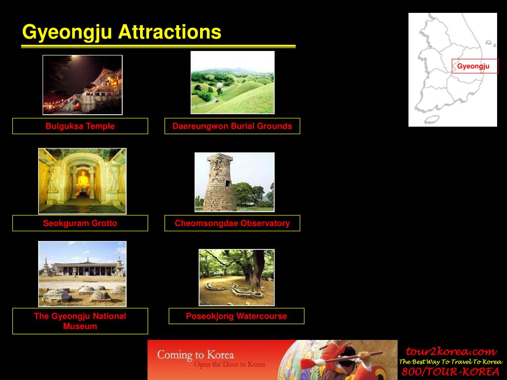 Gyeongju Attractions