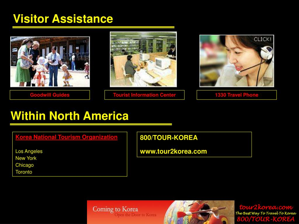 Visitor Assistance