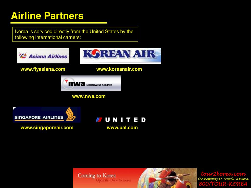 Airline Partners