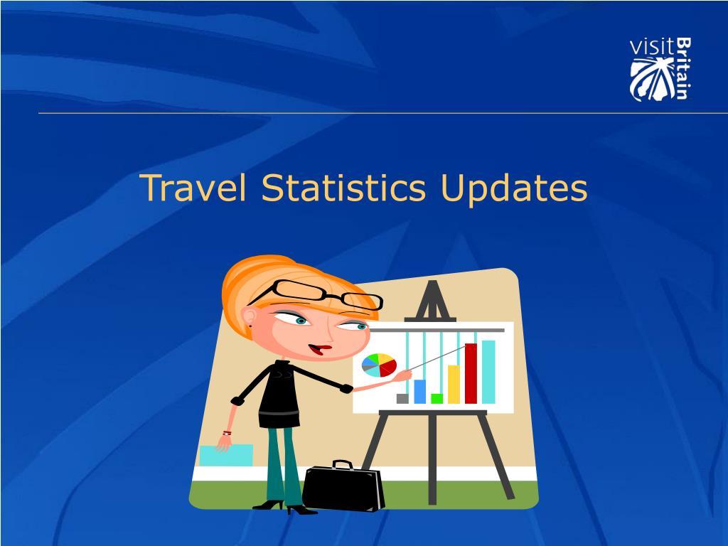 Travel Statistics Updates