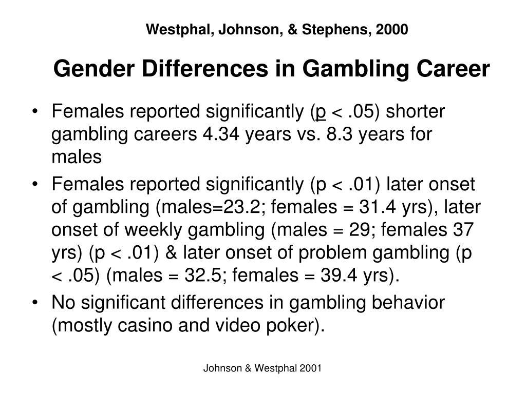 Westphal, Johnson, & Stephens, 2000