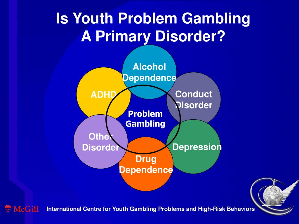 Is Youth Problem Gambling