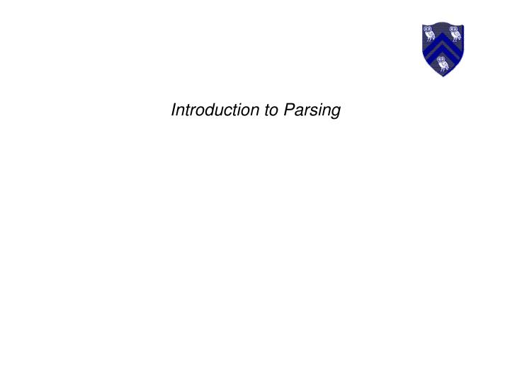 Introduction to parsing l.jpg