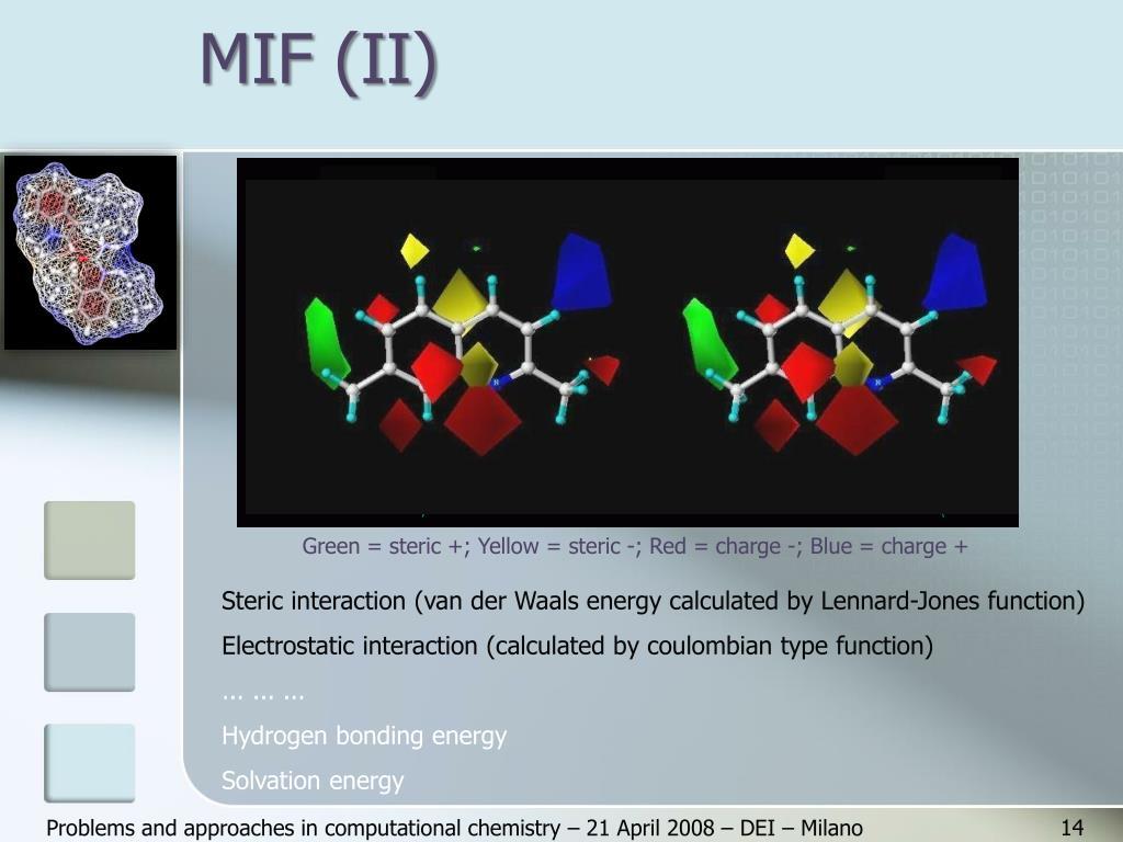 MIF (II)