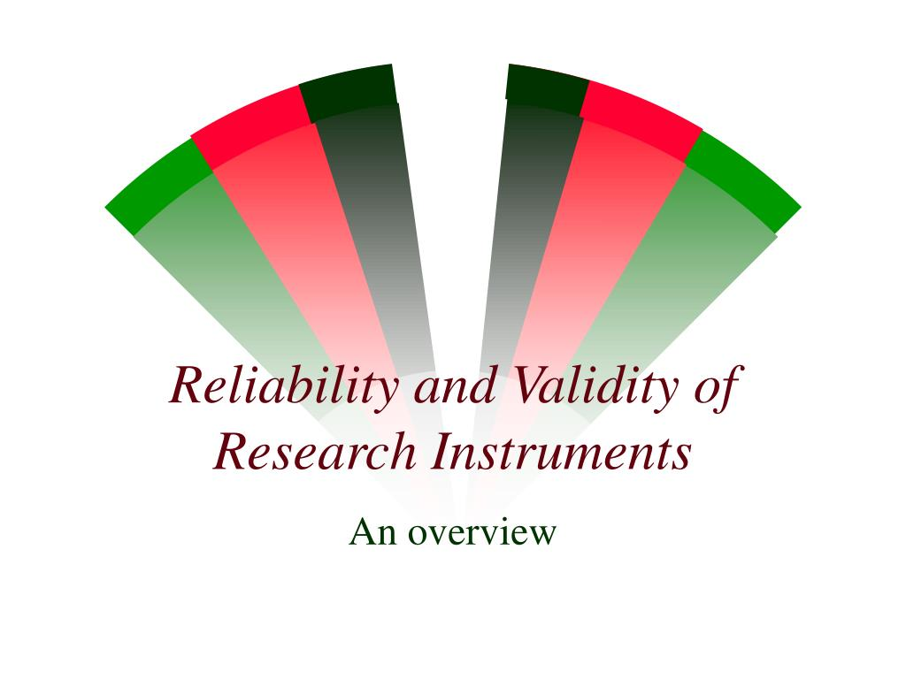 the validity of information Validity and reliability of measurement instruments used in  are valid and  reliable to measure such con-  from patient information available in.