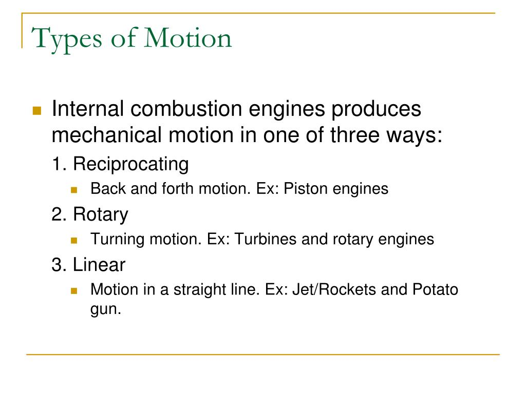 the internal combustion engine essay Free essay: internal combustion engines an internal-combustion engine is a heat engine that burns fuel and air inside a combustion chamber located within the.