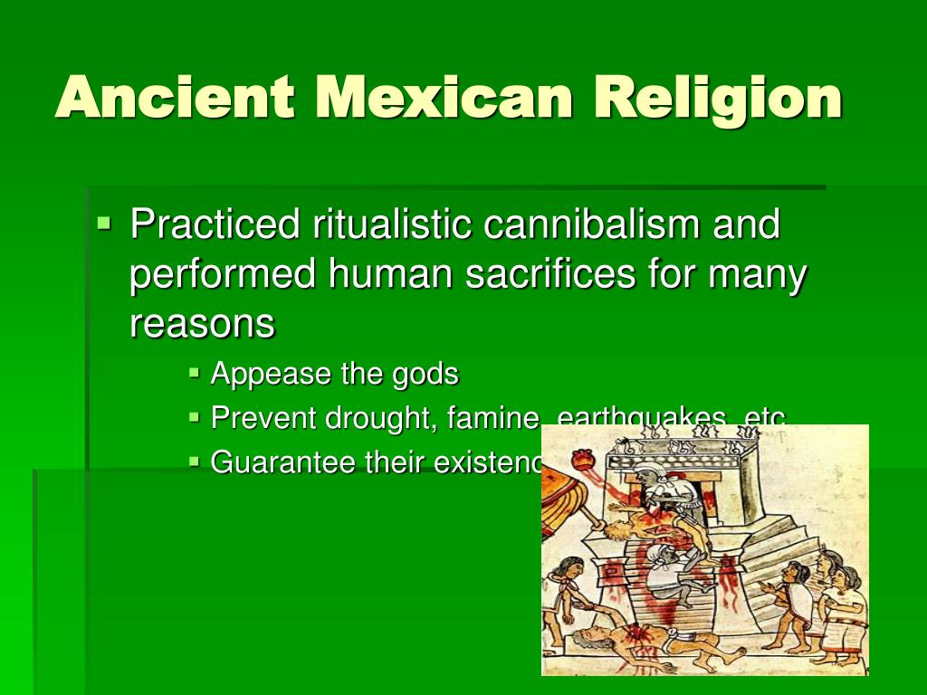 Ancient Mexican Religion