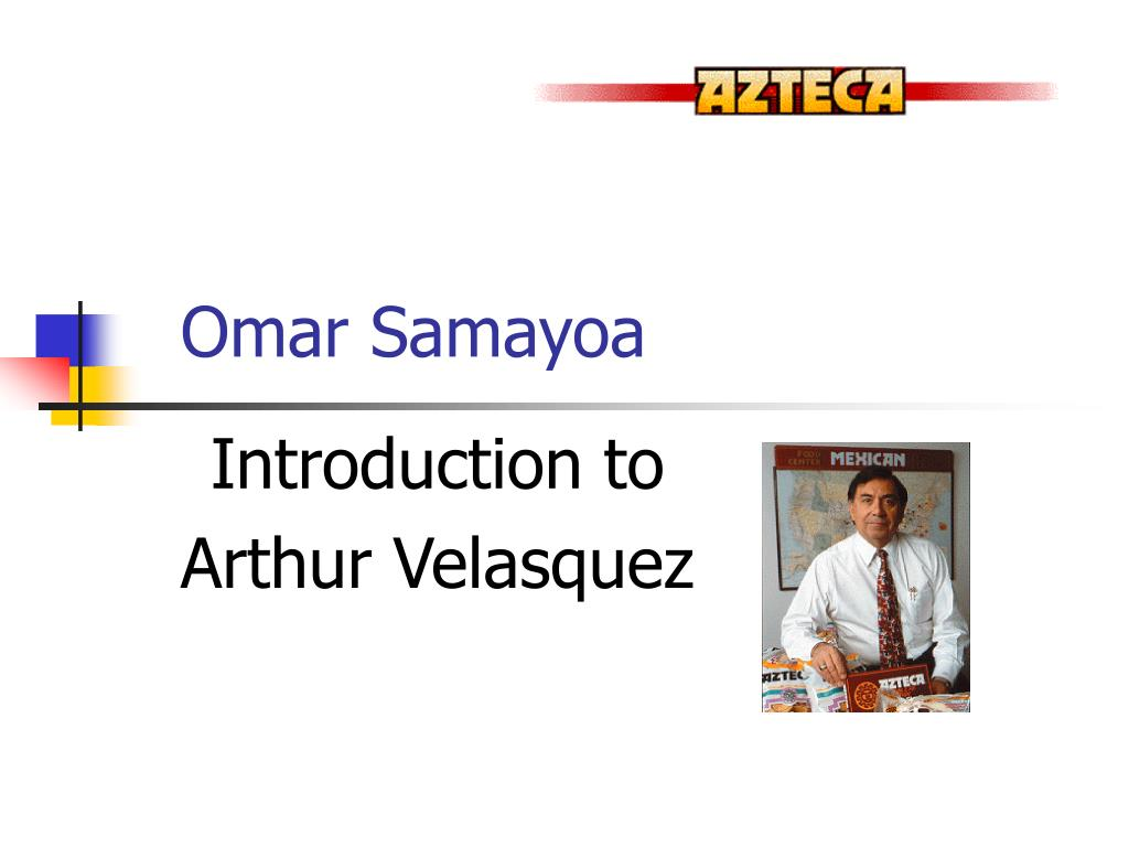 Omar Samayoa