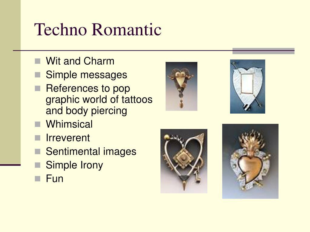 Techno Romantic