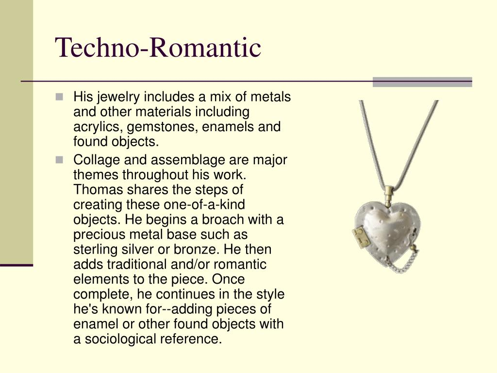 Techno-Romantic