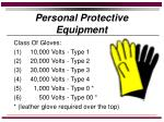 personal protective equipment12