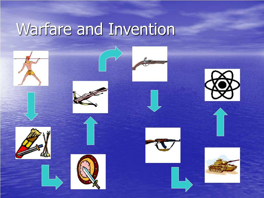 Warfare and Invention