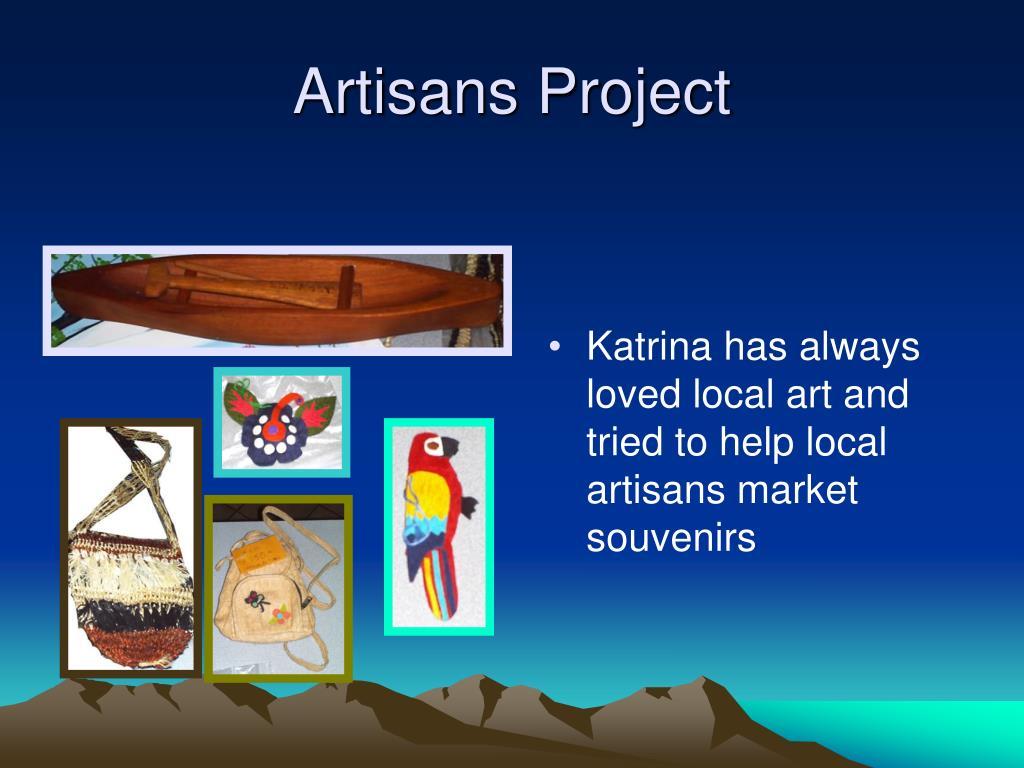 Artisans Project