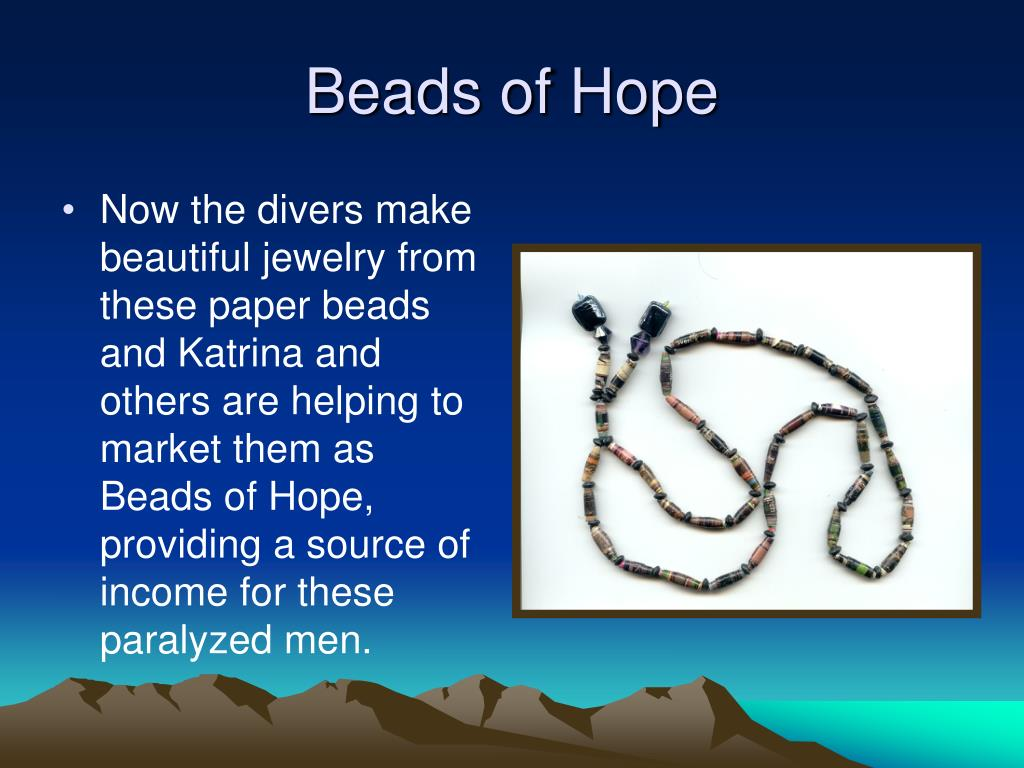 Beads of Hope