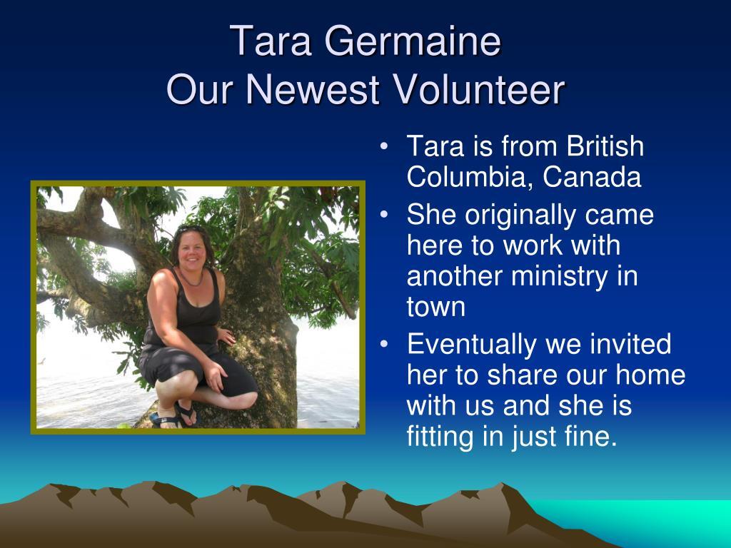 Tara Germaine