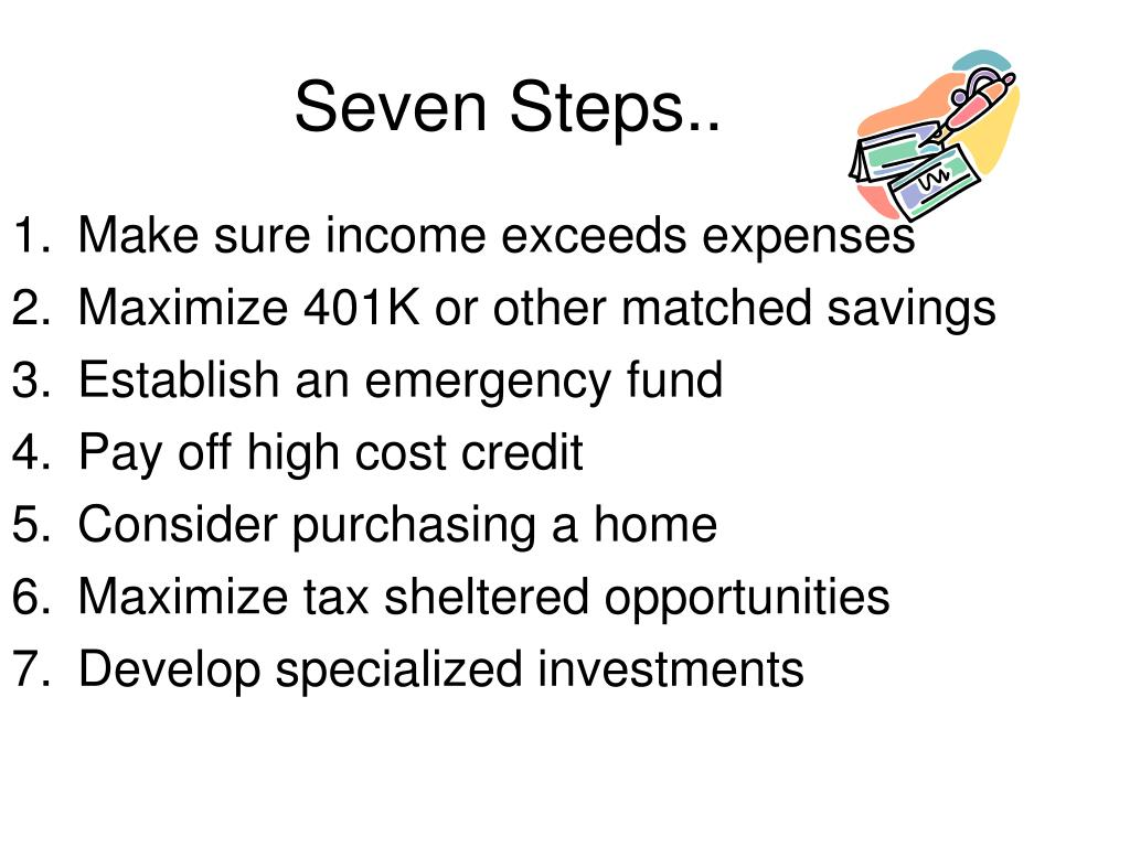 Seven Steps..