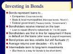 investing in bonds