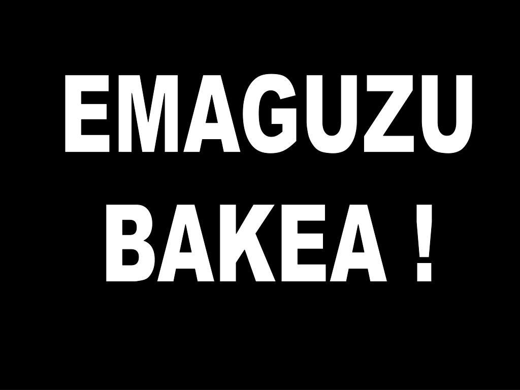 EMAGUZU