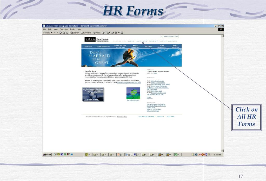 HR Forms