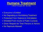 humane treatment fm 27 10 para 88 96 266