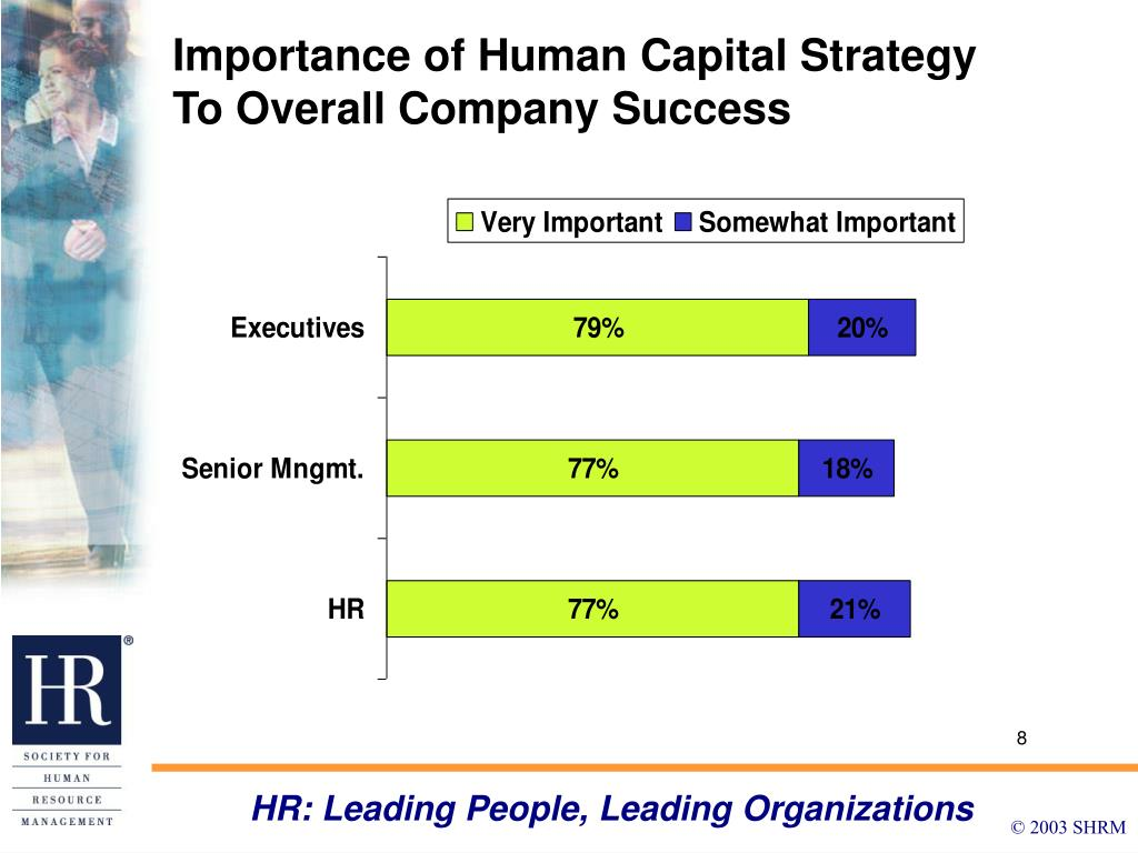 Importance of Human Capital Strategy To Overall Company Success
