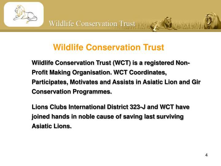 Wildlife Conservation Trust