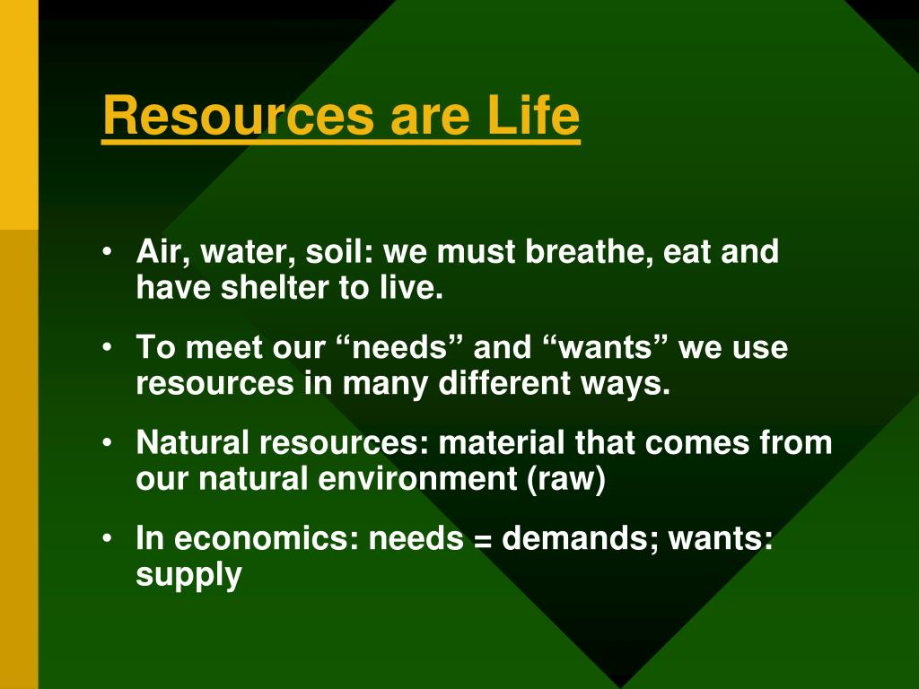 Ppt types of natural resources powerpoint presentation for Types of soil resources