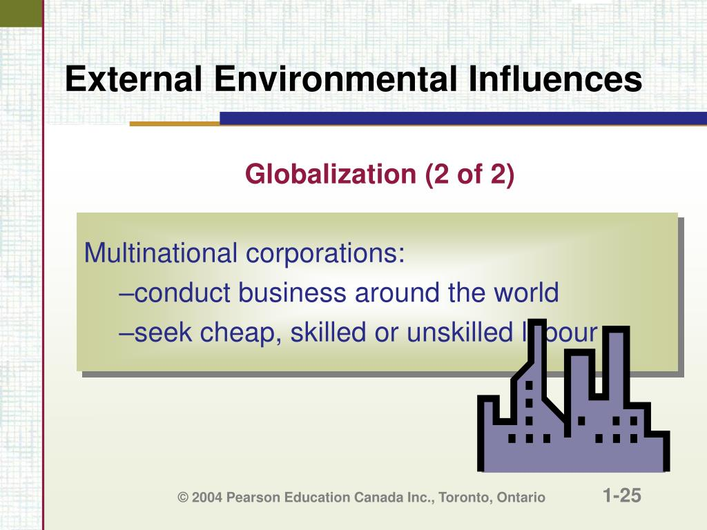 Globalization (2 of 2)
