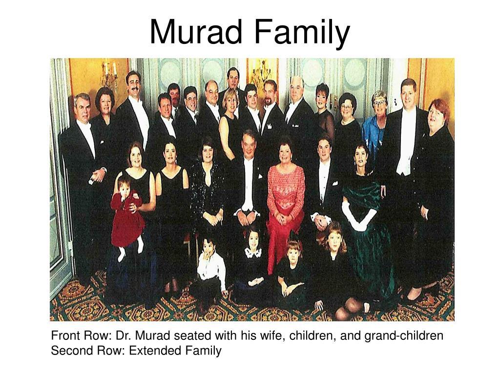 Murad Family