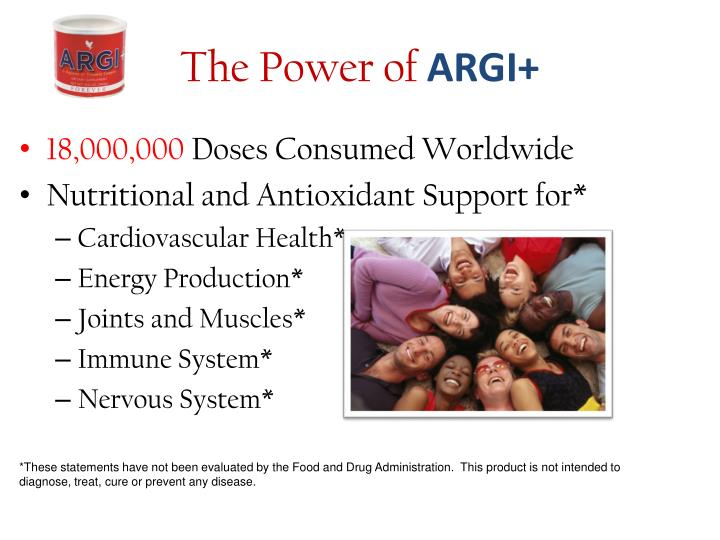 The power of argi