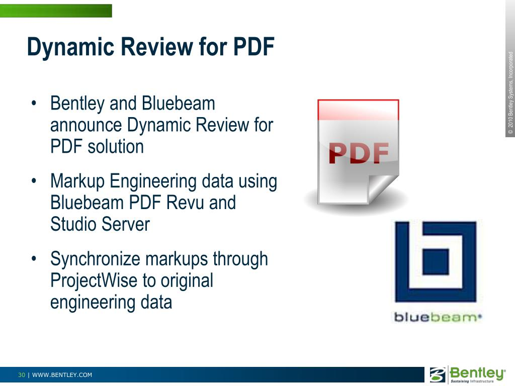 Dynamic Review for PDF