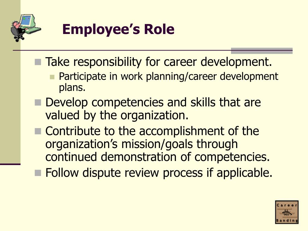 Employee's Role
