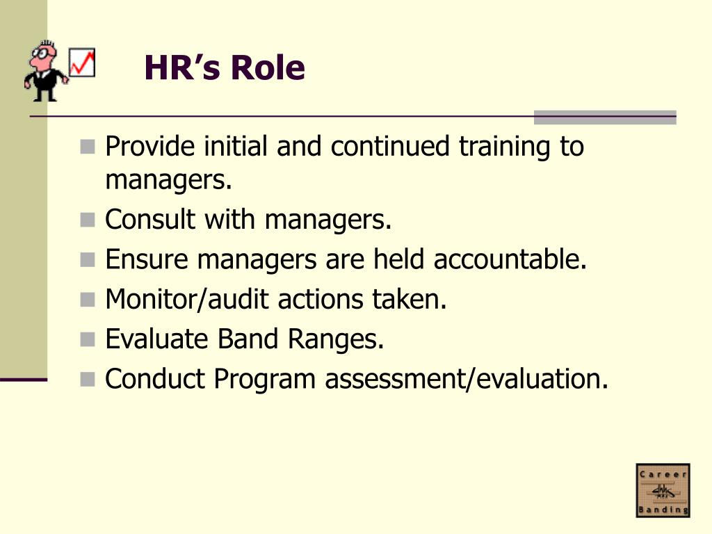 HR's Role