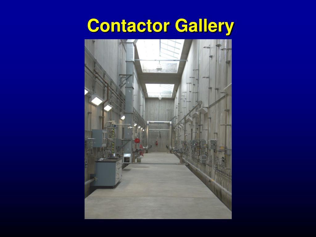 Contactor Gallery