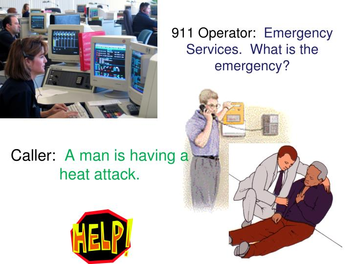 911 operator emergency services what is the emergency