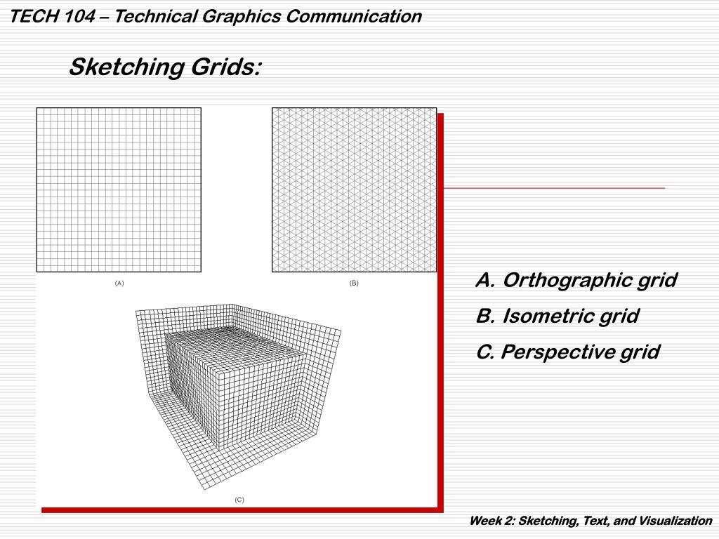 Sketching Grids: