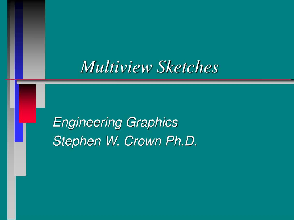 multiview sketches