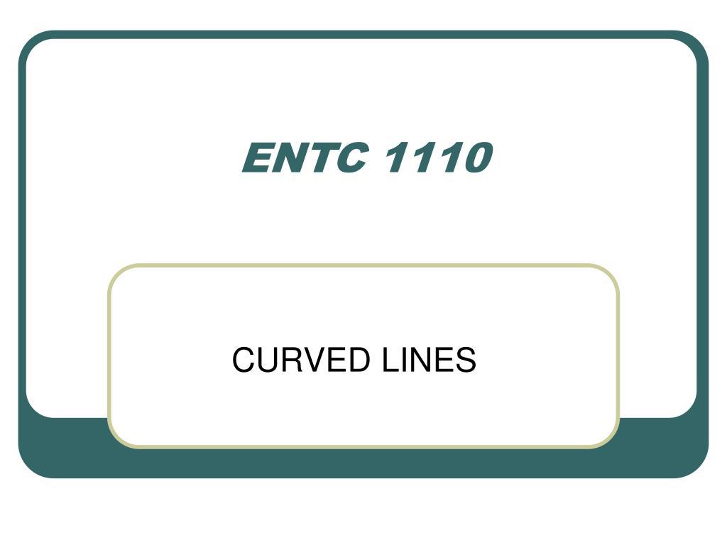 ENTC 1110