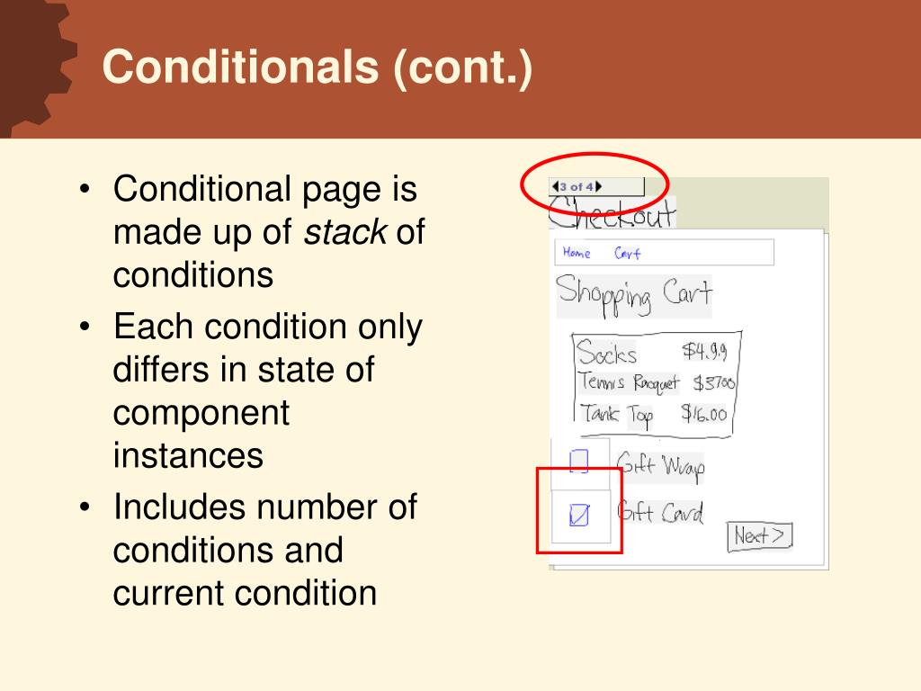 Conditionals (cont.)