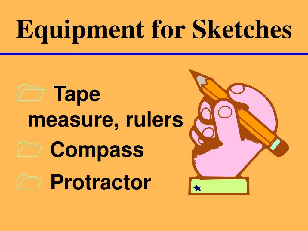 Tape measure, rulers