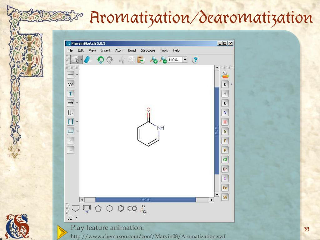 Aromatization/dearomatization