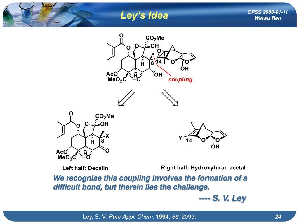 Ley's Idea